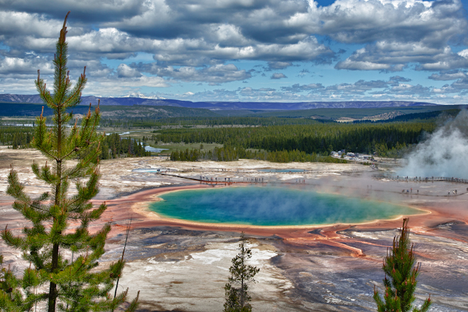 Yellowstone National Park Travel Blog