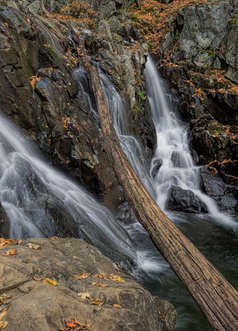 Rose River Falls, Shanandoah National Park