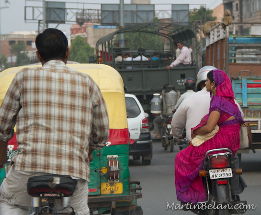 Indian Commute