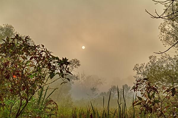 CVNP Sunrise