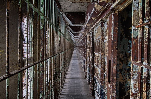 Mansfield Reformatory East Cell Block