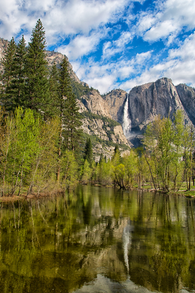 Yosemite in the Spring