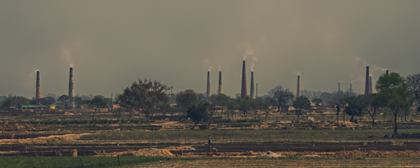 India Brick Kilns