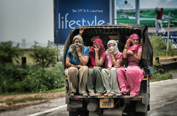 India Lifestyle Paradox