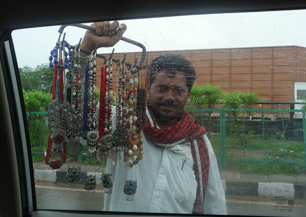 Indian Street Peddler
