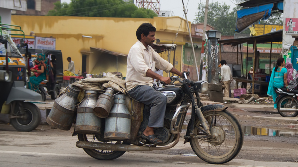India Motorcycles are a Way of Life