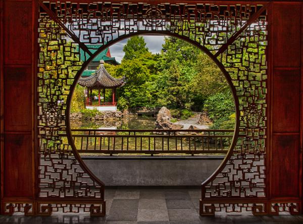 Dr Sun Yat-Sen Chinese Gardens