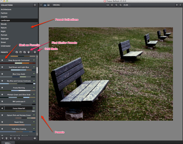 ReStyle Photoshop Plugin from TopazLabs – A First Look