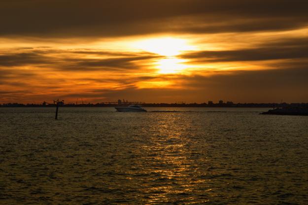 Fort Monroe Sunset