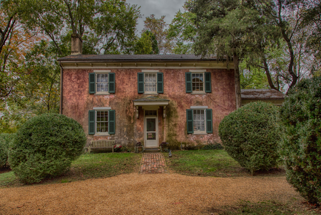 Guest House, Berkeley Plantation