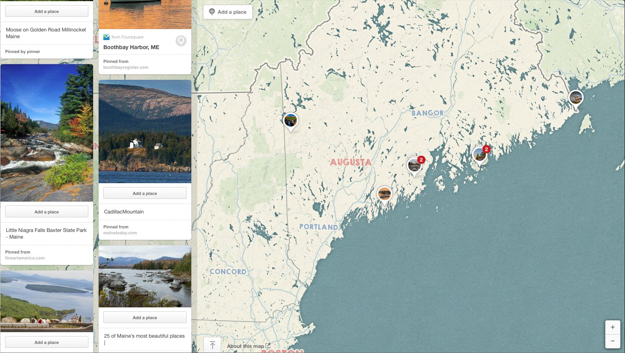 Where to Photograph in Maine on Pinterest Place Pins