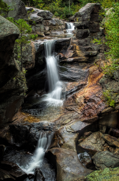 Screw Auger Falls, Grafton Notch State Park, Maine