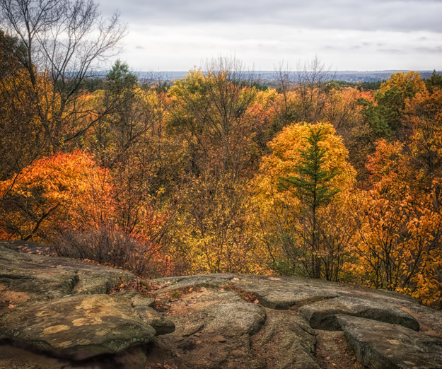The Ledges Overlook, Cuyahoga Valley National Park