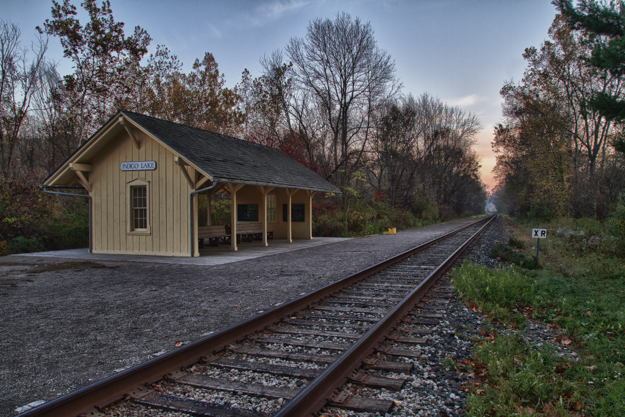 Indigo Lake Train Station