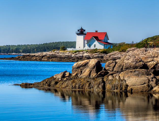 Hendricks Head Lighthouse, Southport, Maine