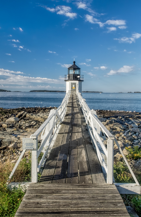 Marshall Point Light Station, Maine