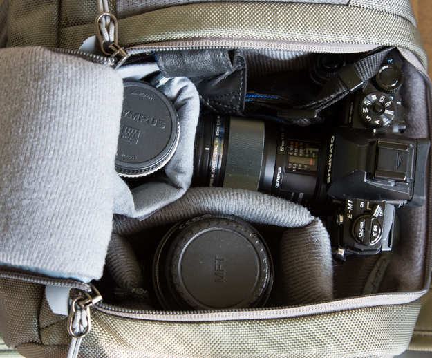 Click Elite Sport Backpack for Micro Four Thirds Cameras