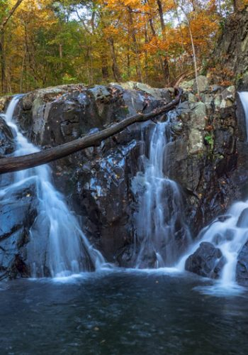 Rose River Falls - Shenandoah National Park