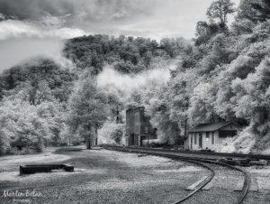 Foggy Thurmond, West Virginia