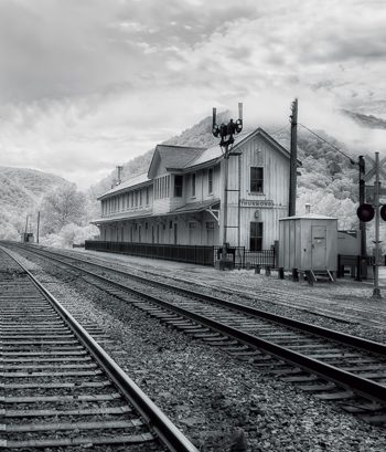 Train Station, Thurmond, West Virginia