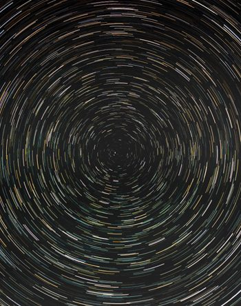 360 Degree Star Trails