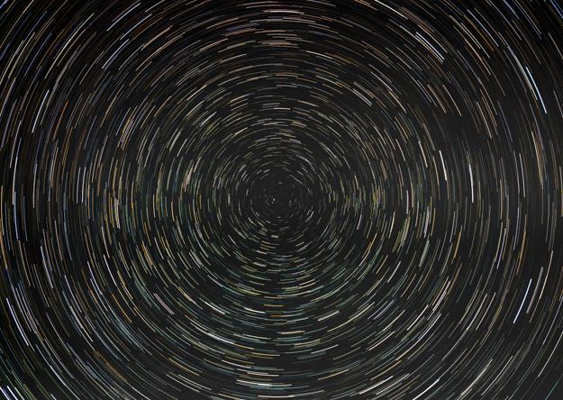 360 Degree Star Trails