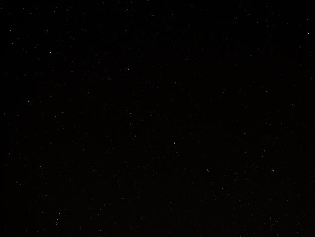 Big Dipper, Starry Sky Autofocus, Tripod