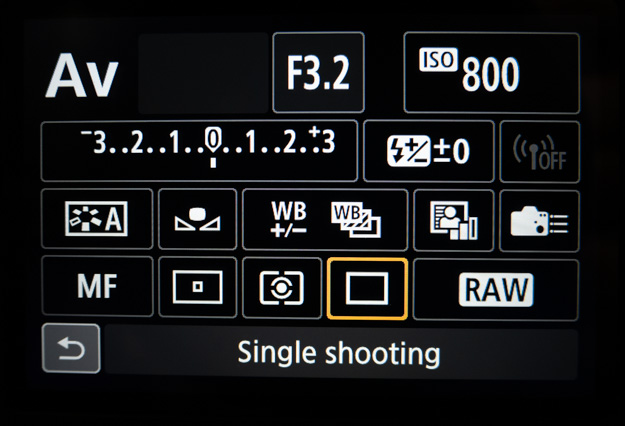 Camera Settings for Astrophotography
