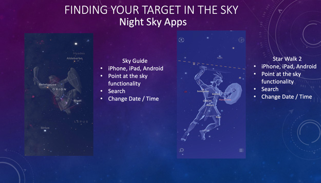 Night Sky Apps