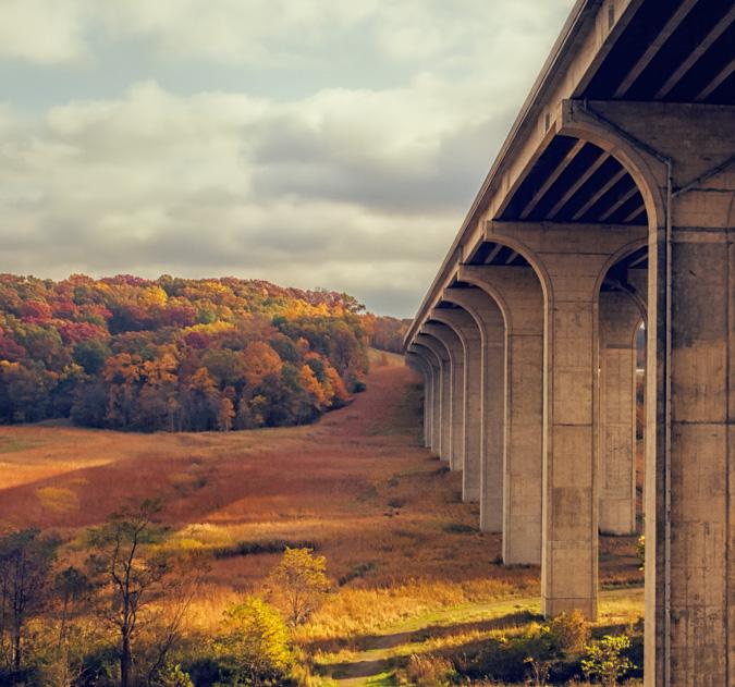 Turnpike Bridge, Cuyahoga Valley National Park - Before