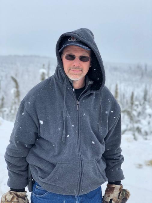 Along the Dalton Highway, Alaska