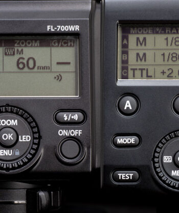 FL-700WR Flash and FC-WR Commander
