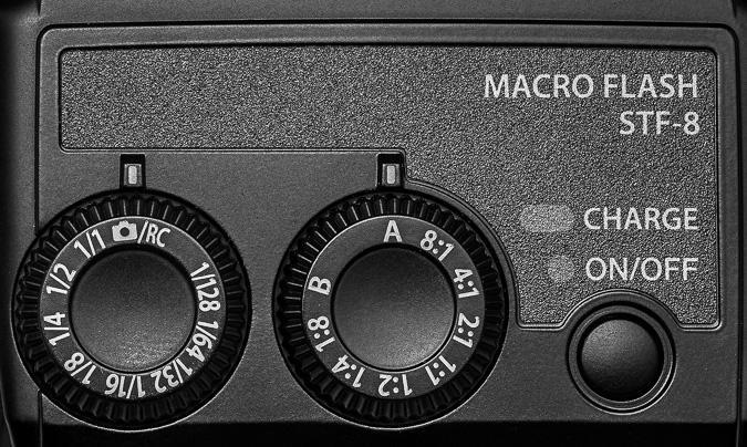 STF-8 Twin Macro Flash Controller